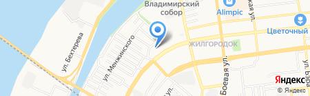 Кулинария на карте Астрахани
