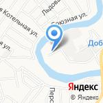 Астраханский государственный заповедник на карте Астрахани