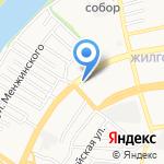 Inter Cargo на карте Астрахани