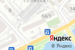 Схема проезда до компании Береговой учебно-тренажерный центр г. Астрахани в Астрахани