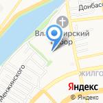 Free`Dom на карте Астрахани