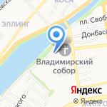 Прокуратура Астраханской области на карте Астрахани