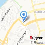 Вкусная Усадьба на карте Астрахани