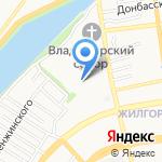 Сладкий мир на карте Астрахани