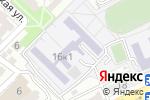 Схема проезда до компании Гимназия №4 в Астрахани