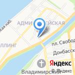Мастер-Класс на карте Астрахани