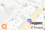 Схема проезда до компании Miele в Астрахани