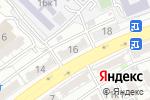Схема проезда до компании Клыки@web в Астрахани