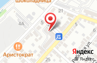 Схема проезда до компании Bogacho в Астрахани