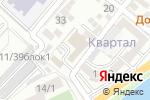 Схема проезда до компании АстраГрад в Астрахани