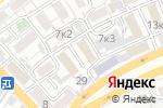 Схема проезда до компании Астраханское отделение союза фотохудожников в Астрахани