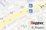 Схема проезда до компании Компания по прокату музыкального оборудования в Астрахани