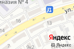 Схема проезда до компании Music Club в Астрахани