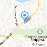 АНИ на карте Астрахани