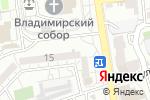 Схема проезда до компании Квартал Сервис в Астрахани
