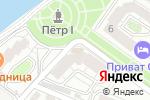 Схема проезда до компании Аэрофлот-Российские авиалинии, ПАО в Астрахани