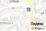 Схема проезда до компании Южный в Астрахани