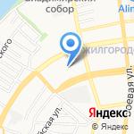 Югдомсервис на карте Астрахани