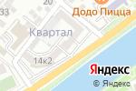 Схема проезда до компании Адам и Ева в Астрахани