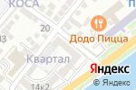 Схема проезда до компании Премьер в Астрахани