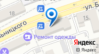 Компания Жалюзи на карте