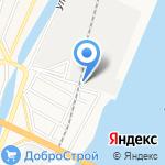 Развитие на карте Астрахани