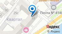 Компания ФЛИН на карте