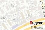 Схема проезда до компании Территориальное Управление Федерального агентства по управлению Государственным имуществом в Астраханской области в Астрахани