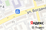 Схема проезда до компании Жалюзи от СвеТа в Астрахани