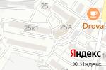 Схема проезда до компании Аквазал в Астрахани