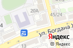 Схема проезда до компании Гидромастер в Астрахани