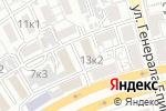 Схема проезда до компании Волгоспас в Астрахани
