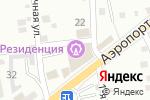 Схема проезда до компании Сокол в Астрахани