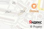 Схема проезда до компании Погребок в Астрахани