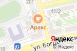 Схема проезда до компании Снабженческое предприятие в Астрахани