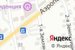 Схема проезда до компании Элит-Авто в Астрахани