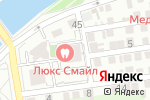 Схема проезда до компании Волжская Ривьера в Астрахани