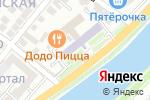 Схема проезда до компании МастерБио+ в Астрахани
