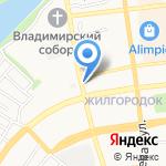 МБИ-Астрахань на карте Астрахани