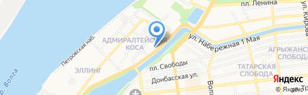 Tupperware на карте Астрахани