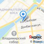 ОптСтройГрупп на карте Астрахани