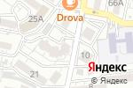 Схема проезда до компании РЕСО-Гарантия, СПАО в Астрахани
