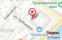 Схема проезда до компании ПСК Строитель Астрахани в Астрахани