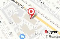 Схема проезда до компании Миг-Ламинат в Астрахани
