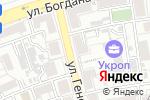 Схема проезда до компании Автоэконом в Астрахани