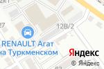 Схема проезда до компании Хлеб Рыболовский в Астрахани