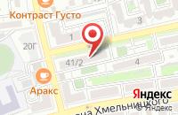 Схема проезда до компании Карты 30 в Астрахани