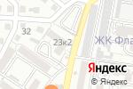 Схема проезда до компании Вундеркинд-сити в Астрахани