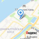 Военный следственный отдел СК России по Каспийской флотилии ЮВО на карте Астрахани