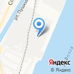АСПМК-3 на карте Астрахани